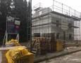 Baufortschritt DG AÜS33