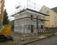 Baufortschritt Obergeschoss AÜS 35