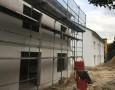 allgemeiner Baufortschritt