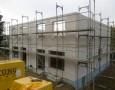 Baufortschritt Obergeschoss Häuser 5+6