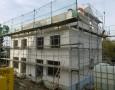 Rohbaufertigstellung Häuser 5+6