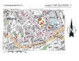 Stadtplan der Stadt Bochum