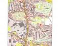 Stadtplanausschnitt