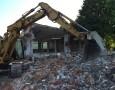 Baufortschritt Abriss