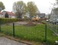 Grundstück - Baubeginn